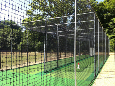 Fenhurst cricket nets turf Total-Play
