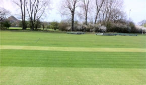 Nuneaton Cricket Square Restoration thumbnail