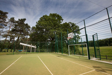 Great Brickhill New MUGA
