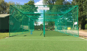 Non-turf cricket practice facility refurb thumbnail Total-Play