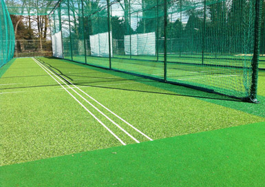 Teddington turf installation Total-Play