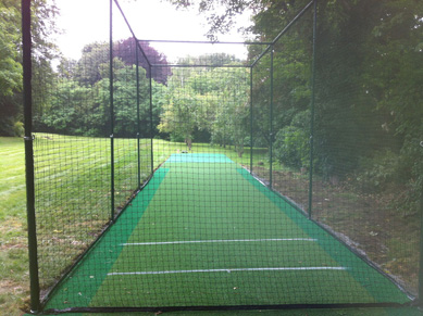 Private Cricket Turf Installation Total-Play