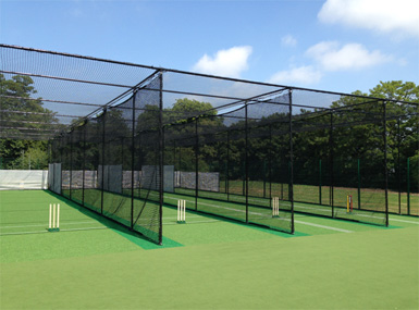 Botany Bay CC Non-turf Cricket Practice Facility Completed
