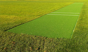 Wirrall New artifical cricket pitch