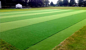 Ardingly College new practice pitch after photo