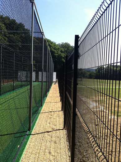 Fenhurst Cricket Club New fences