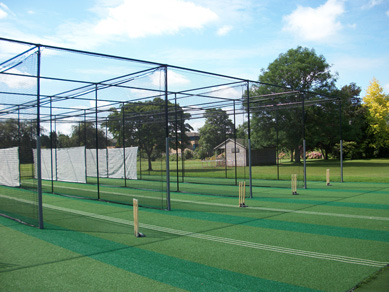 Summerfields cricket practice facilities