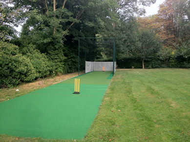 Private Cricket Turf Total-Play