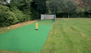 Private Cricket facility installation Thumbnail