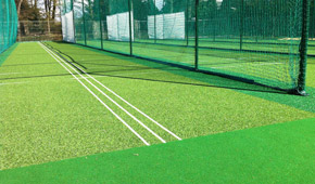 Teddington Cricket Club new Practice