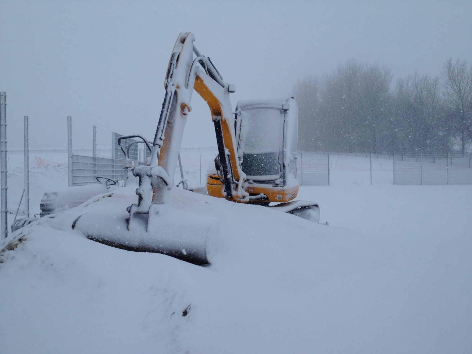 Birkdale Cricket Turf In Progress Snow Total-Play