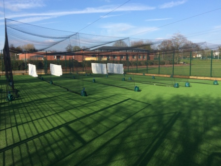 Installation and Design of Bespoke Cricket MUGA for Bromsgrove School