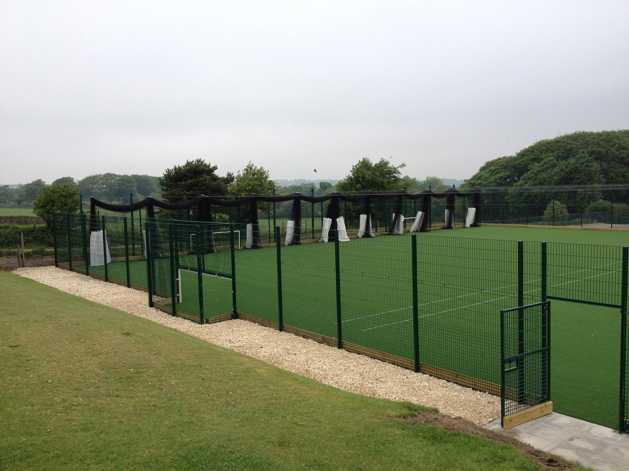 Birkdale School Muga Finished Turf Total-Play