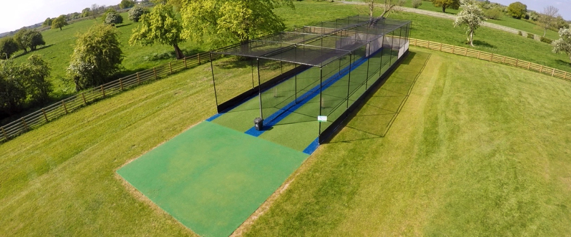 Bolton Percy Cricket Nets Total-Play Image