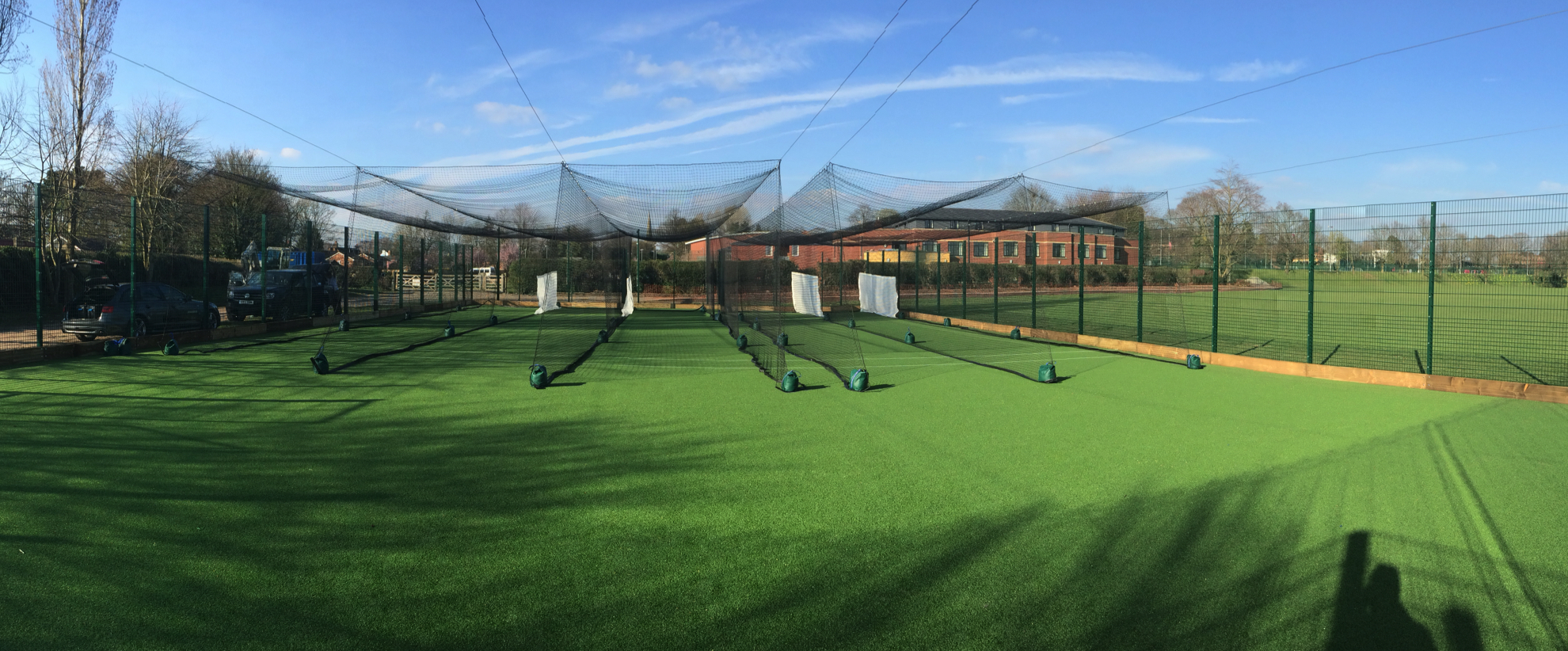 Bromsgrove School Cricket MUGA Total-Play