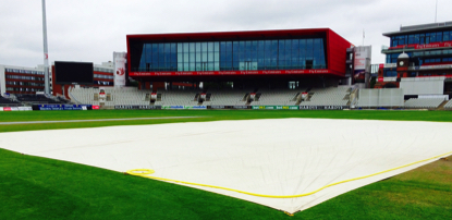 climate cover old trafford