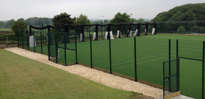 Design & constuction of bespoke MUGA at Birkdale School