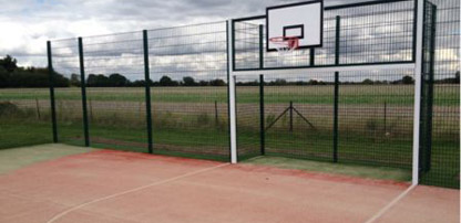 MUGA basketball