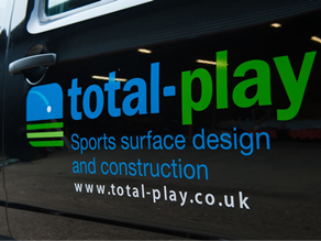 Total-Play sports pitch design