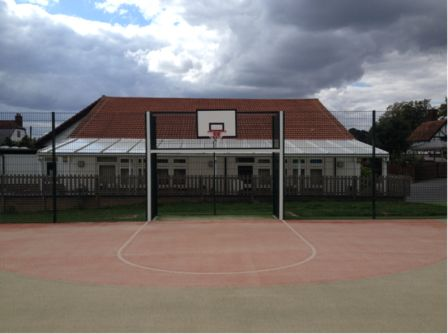 Stisted Primary Academy MUGA Pitch