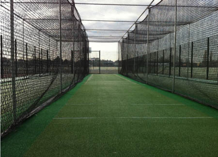 Cricket Nets Long Shot Total-Play