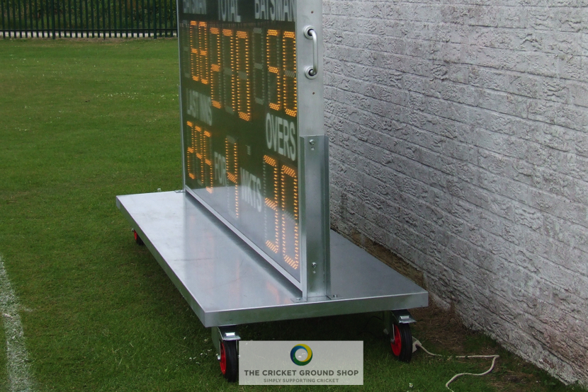 Electronic Scoreboard Trolley Wheels