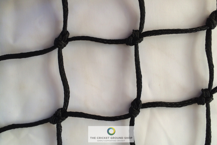 Protection Tunnel Netting Black Close up