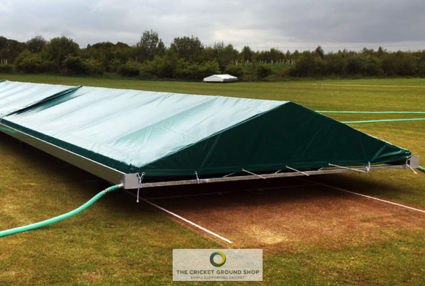 Apex Mobile Pitch Cover Canvas Roof
