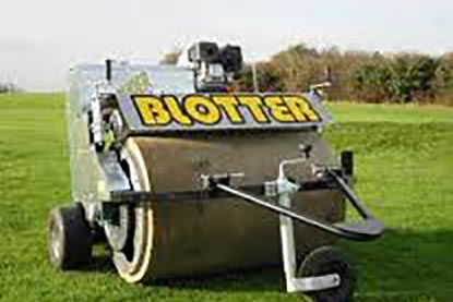 The Blotter a Standing Water Solution