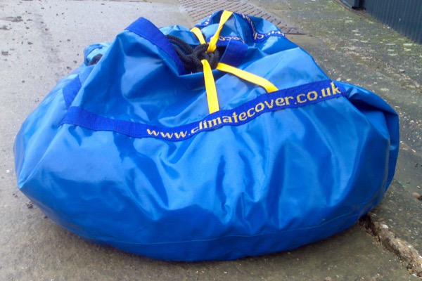 Protection Bag for Climate Cover Pitch Protection, Holds four pitch covers