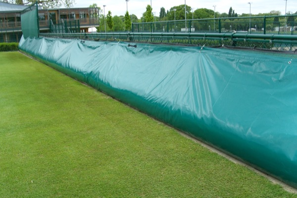 Protective Sleeve for Climate Cover Pitch Protection