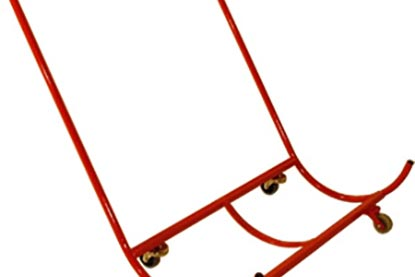 Curved Mat Trolley