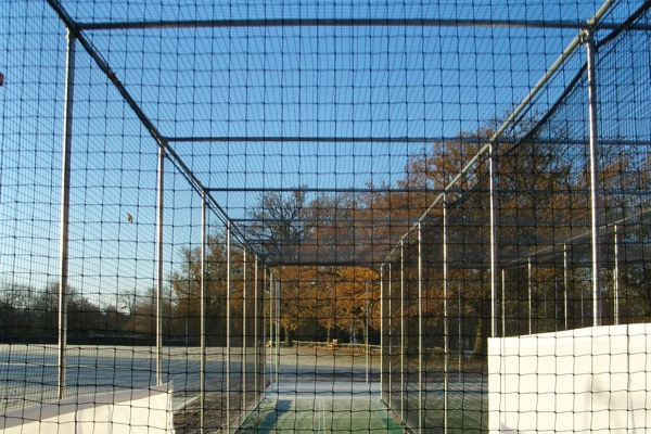 The Protection Tunnel Cricket Ground Equipment