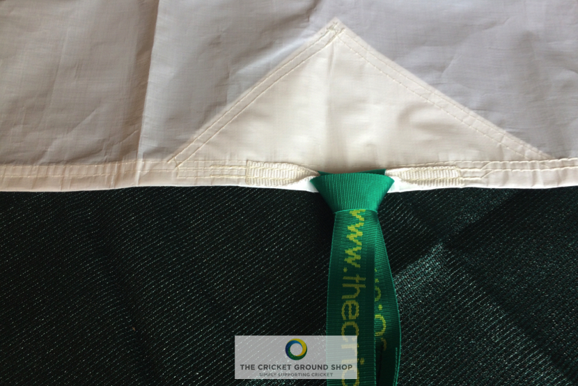 Rain Cover PE Flat Sheet with midsection handle