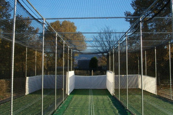 Cricket Training Batting Curtains