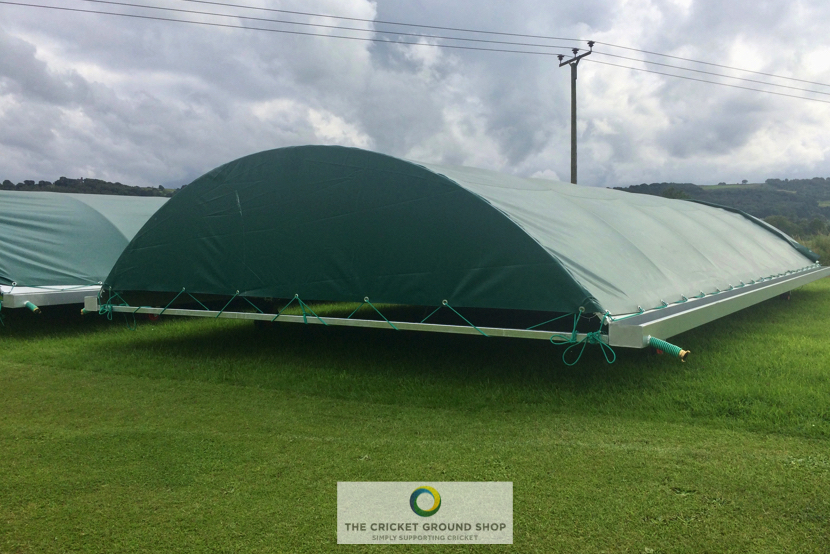 Cricket Dome Cover Front side