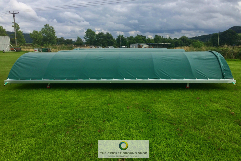 Cricket Dome Cover Side angle