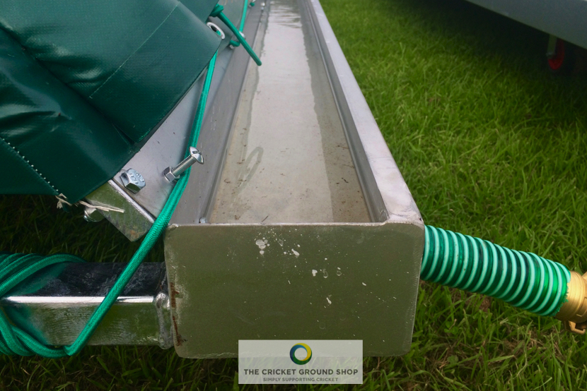 Cricket Dome Cover Drainage System