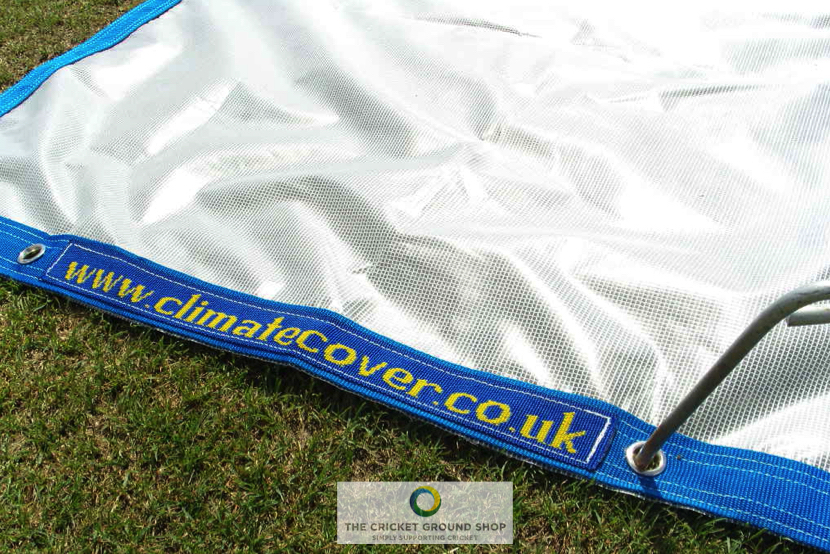 Raincover+ a PVC Flat Sheets to protect against rain. Fix in place with metal rod