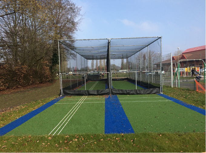 synthetic cricket practice nets