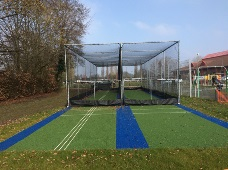 synthetic cricket practice net