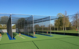 new non turf cricket practice facility
