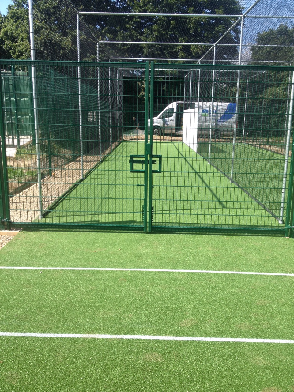 Tp5t Synthetic Cricket Pitch System Total Play