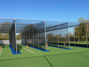 Non Turf Cricket Pitch System