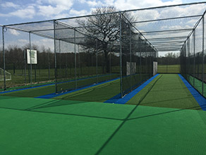 Artificial Cricket Pitch Installation