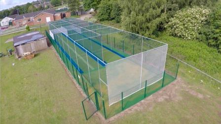 ECB approved artificial cricket practice nets by total-play Ltd