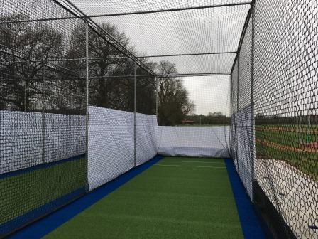 artificial cricket nets by total-play