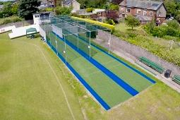 Furness CC ECB approved non-turf cricket practice nets facility by total play_A