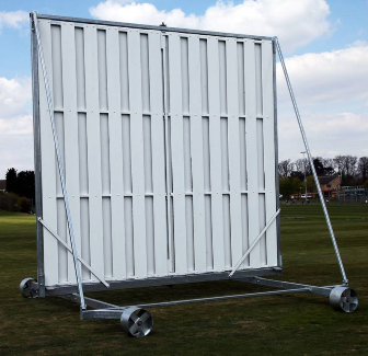 cricket ground equipment sight screen