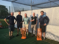 Listing_Burley cricket nets by total-play Ltd